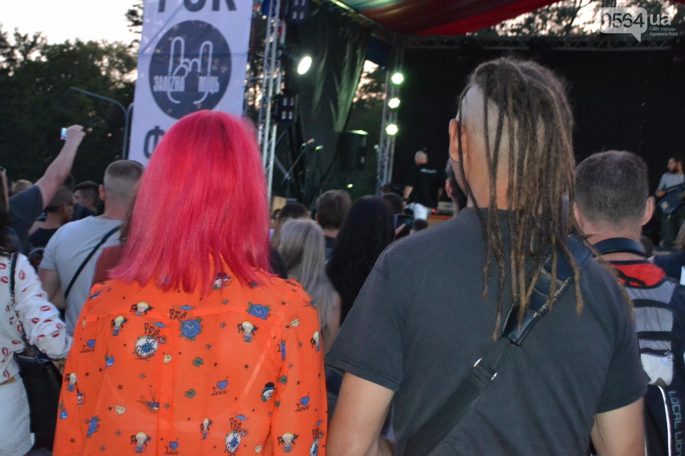 "Hairstyles рок-фестиваля: ""ЗаліZна міць"" собрала криворожан с ярко выраженной индивидуальностью, - ФОТО, фото-7"