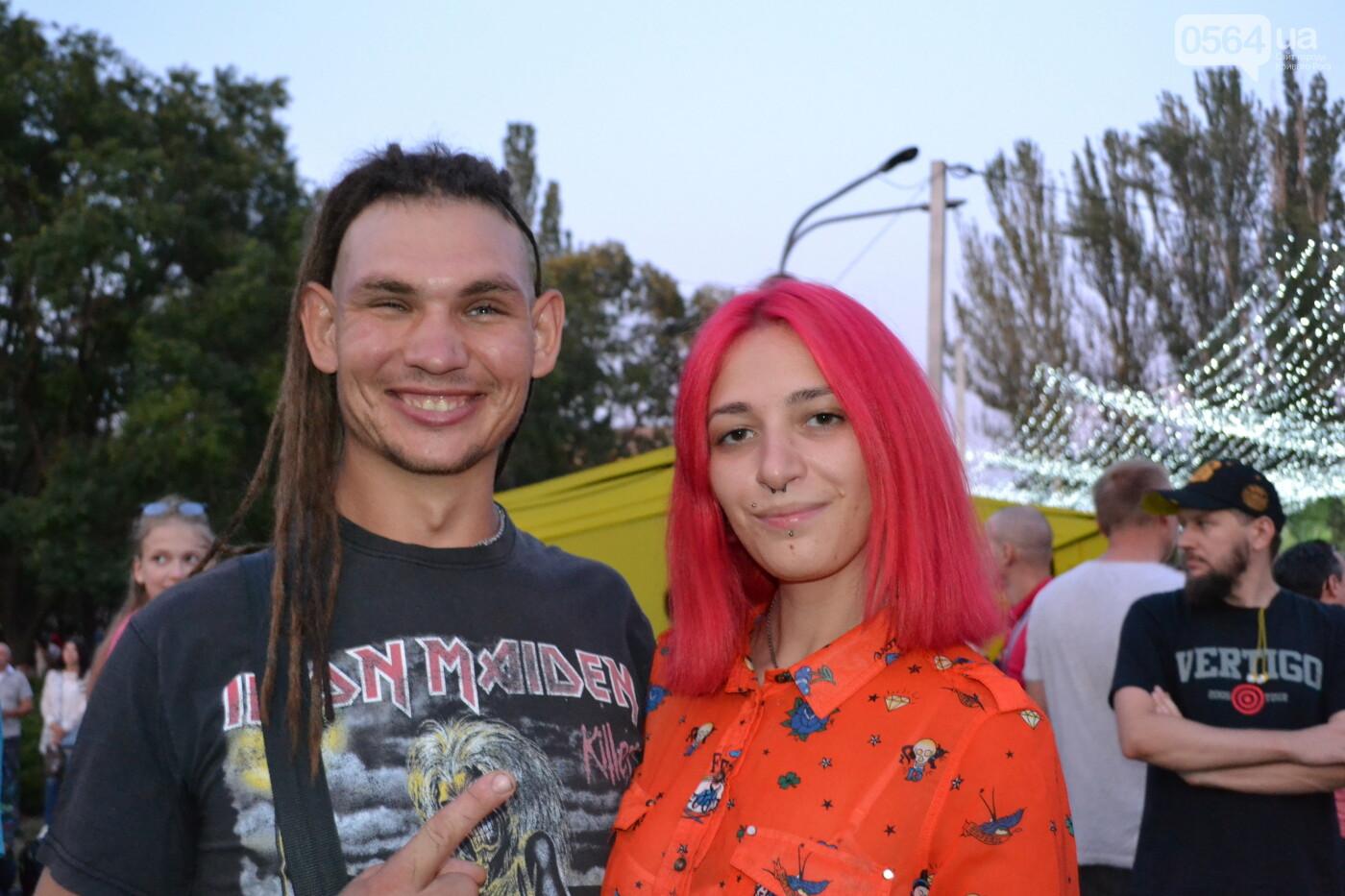 "Hairstyles рок-фестиваля: ""ЗаліZна міць"" собрала криворожан с ярко выраженной индивидуальностью, - ФОТО, фото-8"