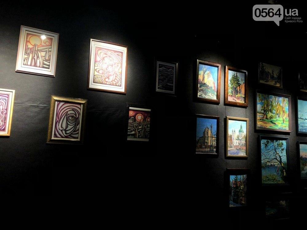"""В Кривом Роге открылась """"Ночная выставка"""" Ренато Ортиса, - ФОТО , фото-7"""