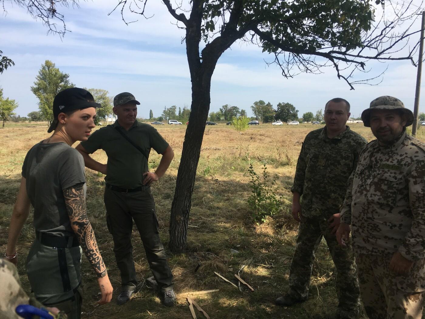 Инструкторы по самообороне показали, как криворожанки могут с легкостью отбиться от мужчины, - ФОТО, ВИДЕО , фото-5