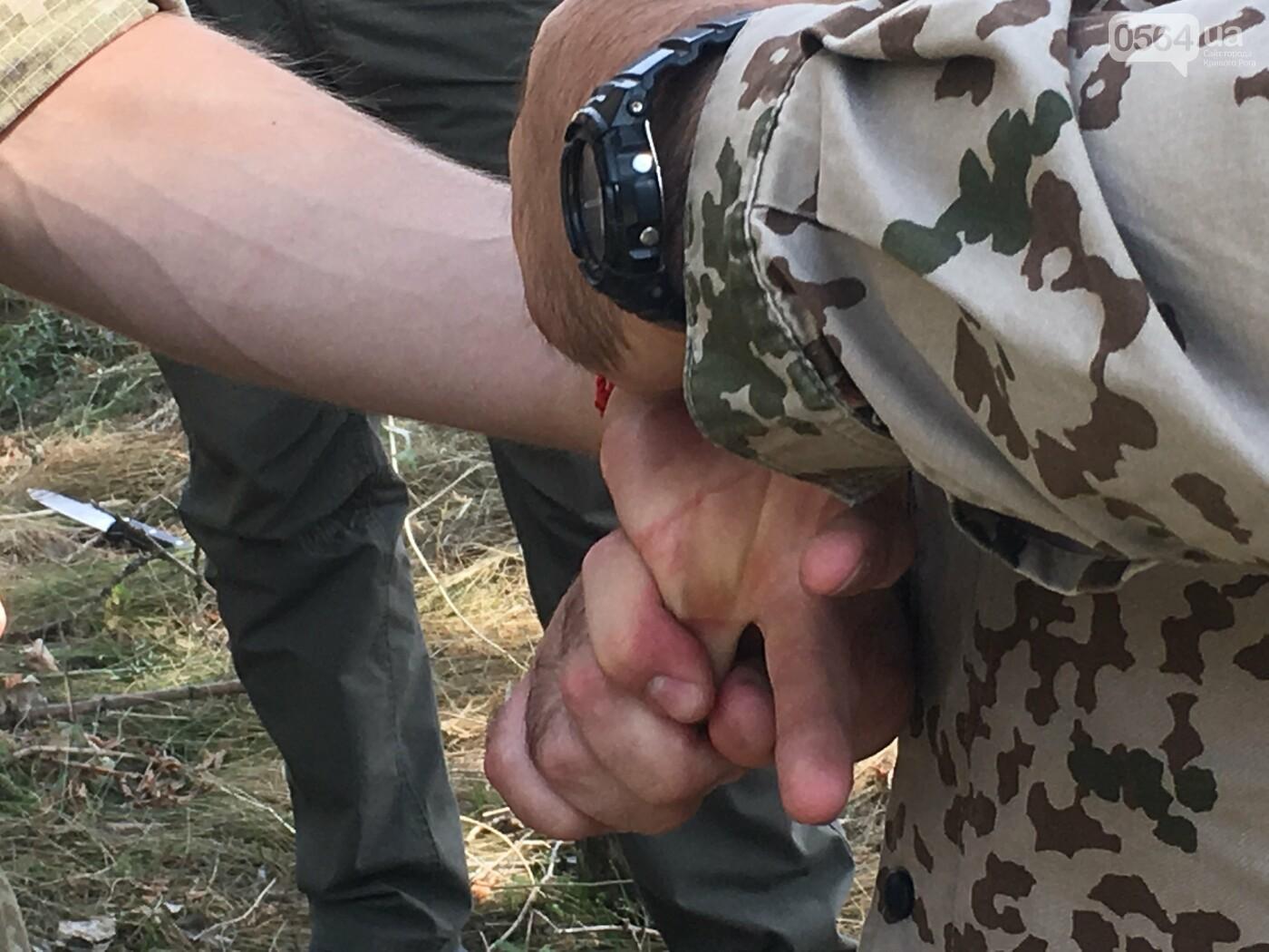 Инструкторы по самообороне показали, как криворожанки могут с легкостью отбиться от мужчины, - ФОТО, ВИДЕО , фото-7