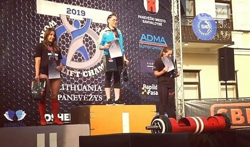 Криворожанка Татьяна Давыденко выиграла  Чемпионат мира по поднятию бревна,  - ФОТО, фото-1