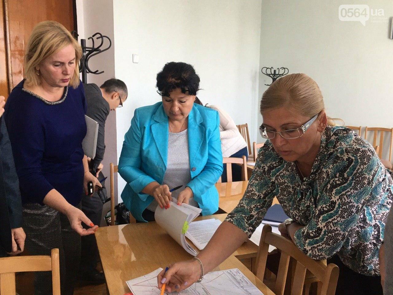 Депутаты Криворожского горсовета обсудили, куда и когда перенесут из зоны обрушения детский сад, - ФОТО , фото-35