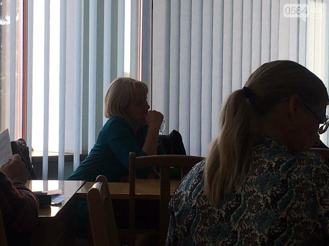 Депутаты Криворожского горсовета обсудили, куда и когда перенесут из зоны обрушения детский сад, - ФОТО , фото-18