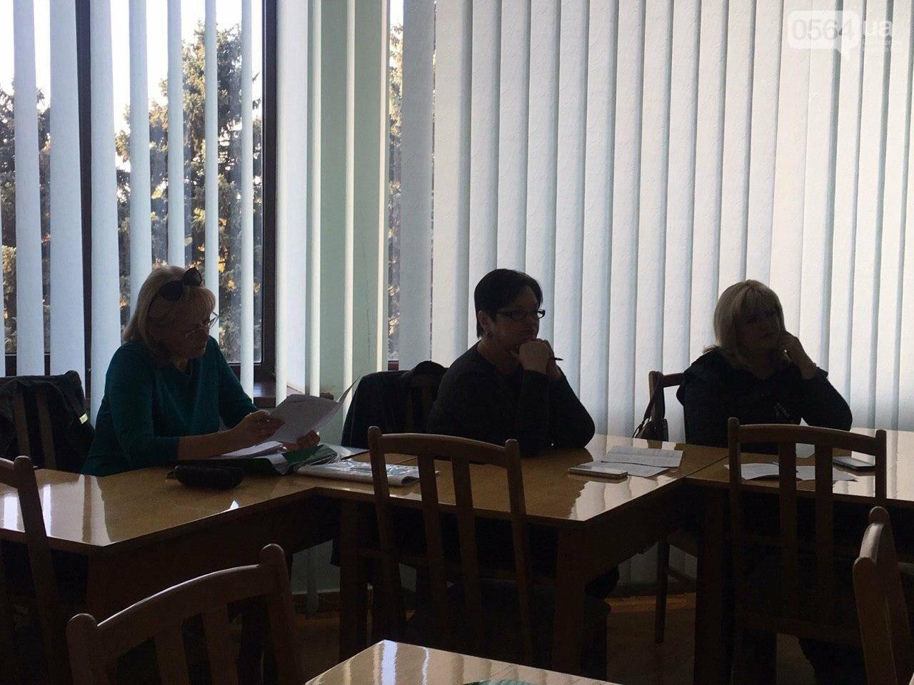 Депутаты Криворожского горсовета обсудили, куда и когда перенесут из зоны обрушения детский сад, - ФОТО , фото-8