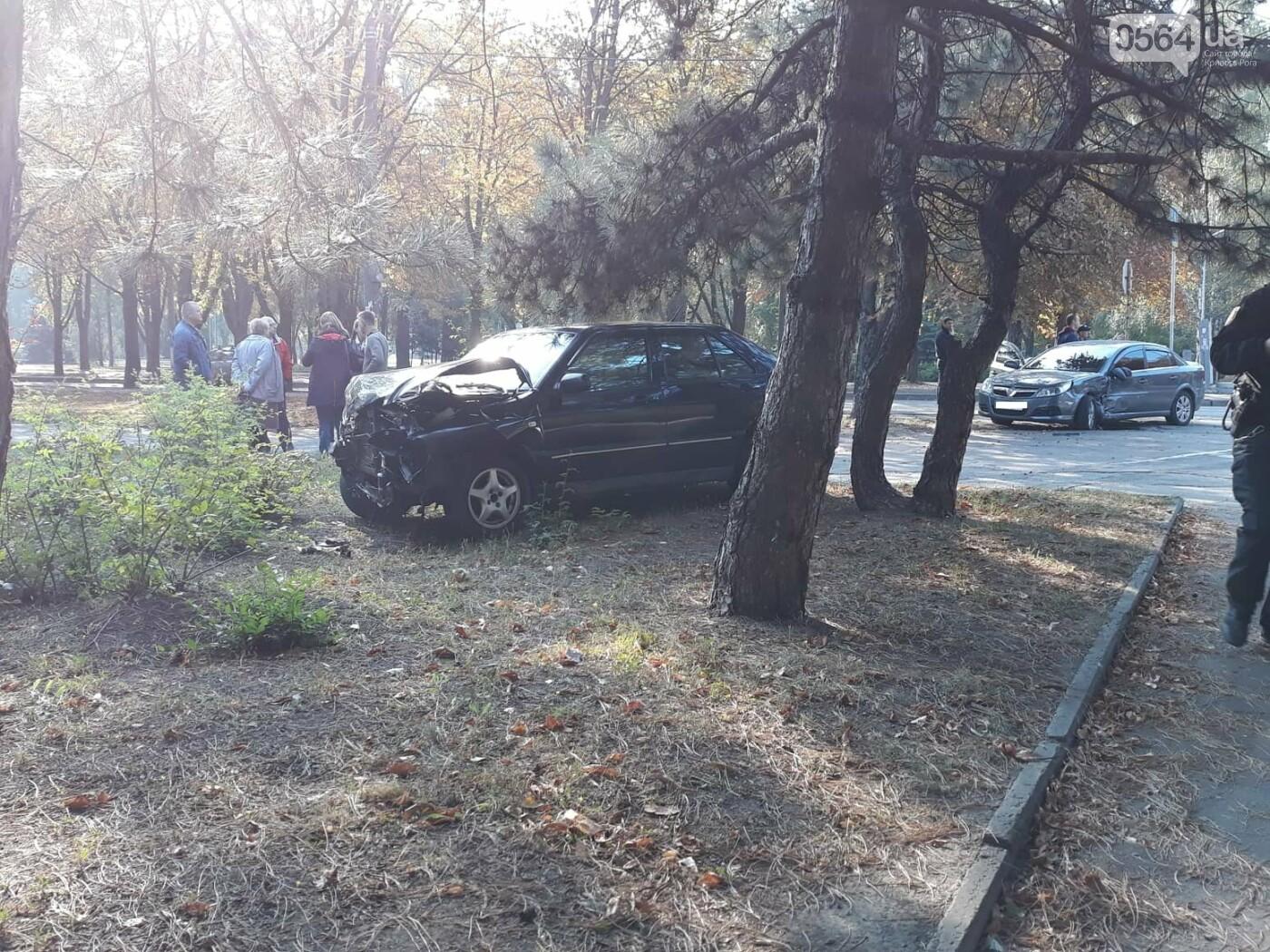 ДТП в Кривом Роге: от удара Chery выбросило далеко за пределы проезжей части, фото-4