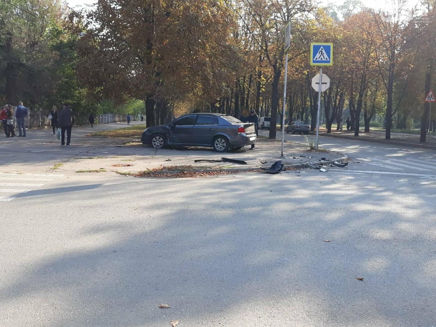 ДТП в Кривом Роге: от удара Chery выбросило далеко за пределы проезжей части, фото-11