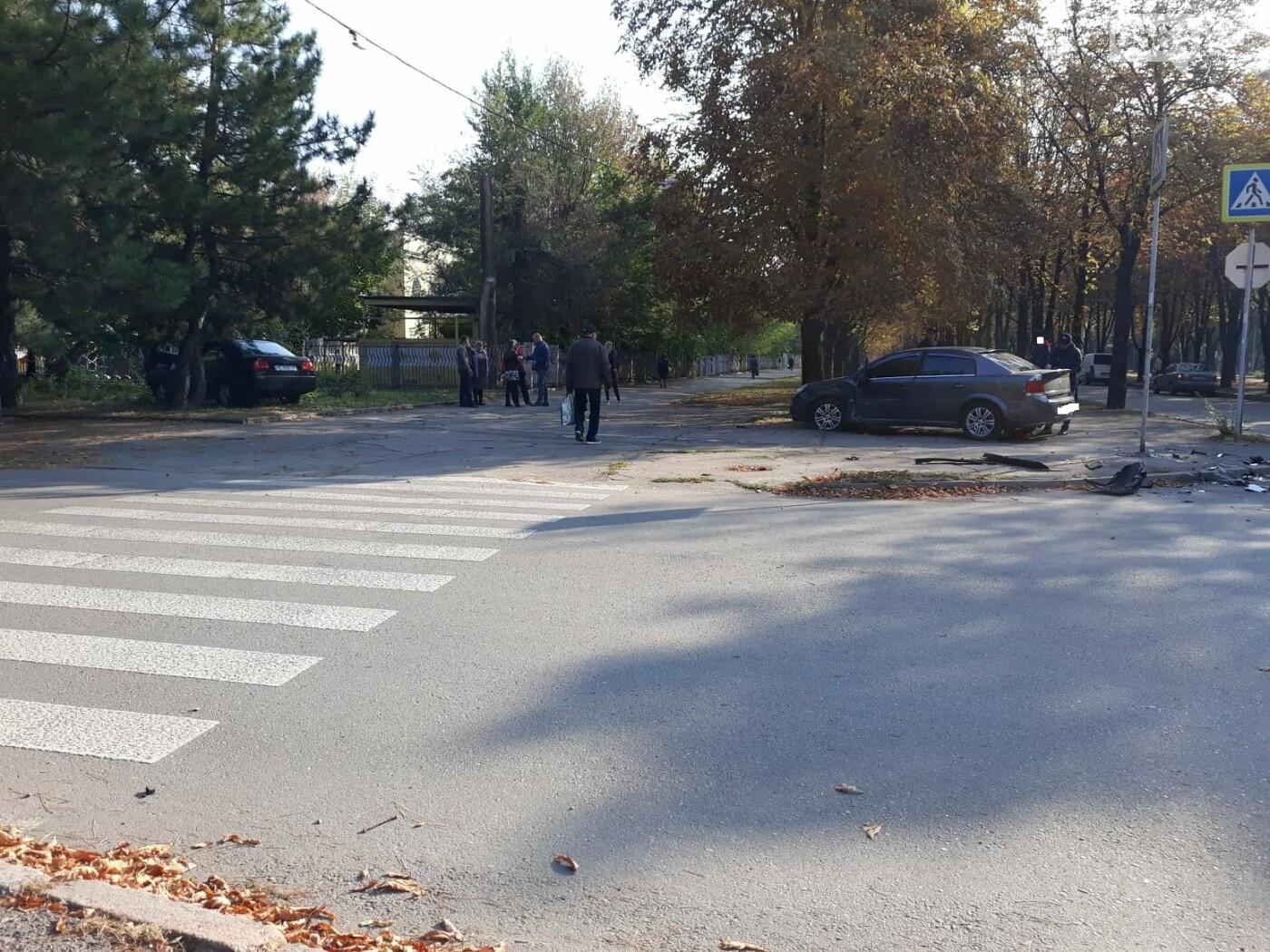 ДТП в Кривом Роге: от удара Chery выбросило далеко за пределы проезжей части, фото-10