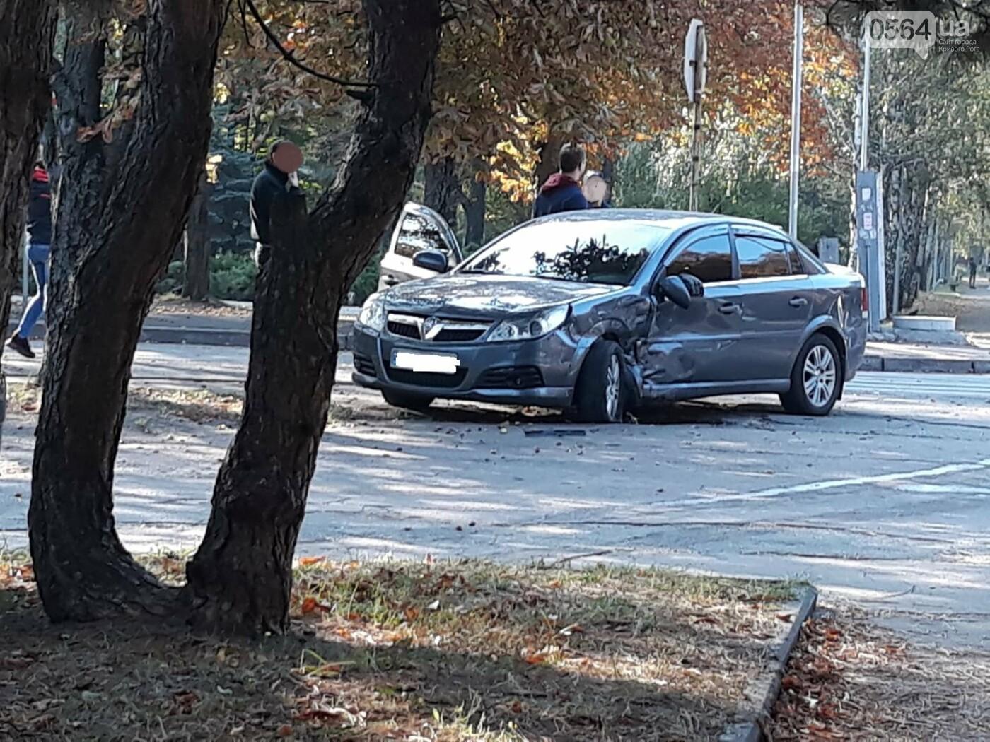 ДТП в Кривом Роге: от удара Chery выбросило далеко за пределы проезжей части, фото-8