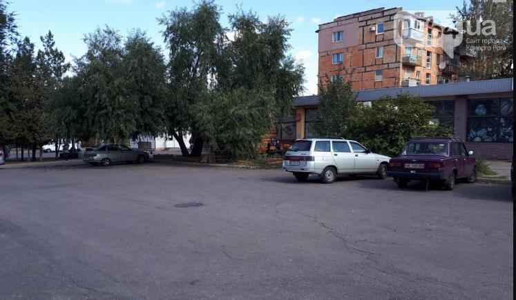 В Кривом Роге после рейда исчезли торговцы малиной и куртками, - ФОТО , фото-5