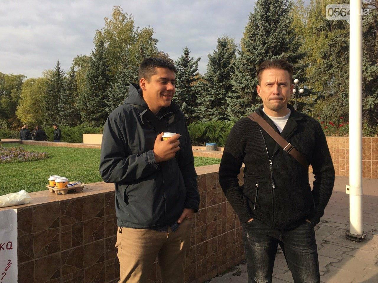 Криворожские активисты вместо Павлова на должность заместителя мэра Кривого Рога предложили Януковича, - ФОТО, ВИДЕО, фото-2