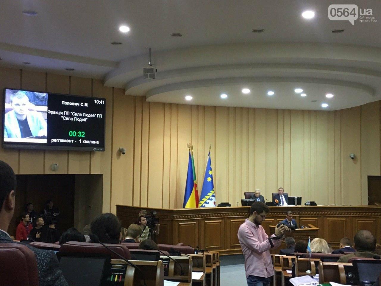 Криворожский городской совет не доверил экс-нардепу Павлову должность заместителя мэра, - ФОТО, фото-3