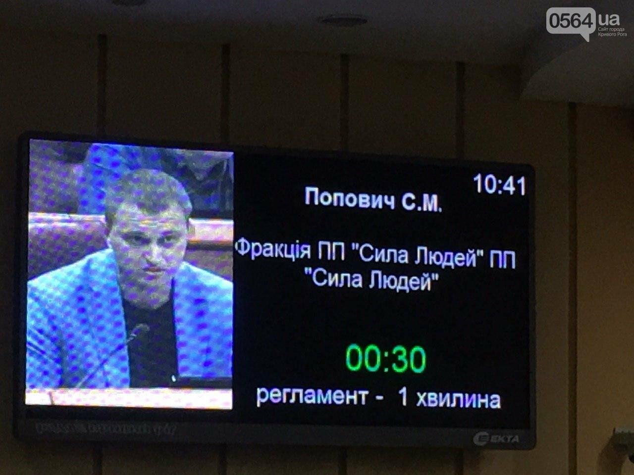 Криворожский городской совет не доверил экс-нардепу Павлову должность заместителя мэра, - ФОТО, фото-4