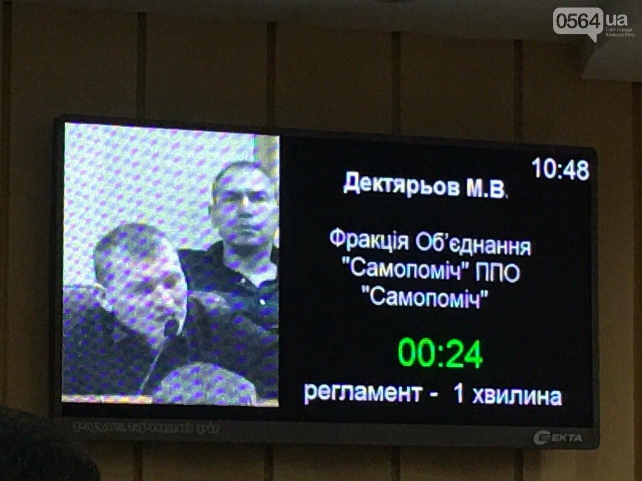Криворожский городской совет не доверил экс-нардепу Павлову должность заместителя мэра, - ФОТО, фото-12