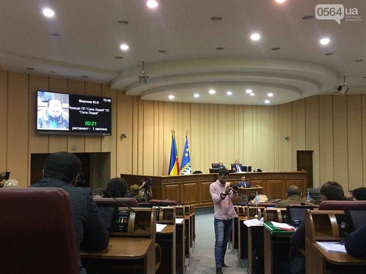 Криворожский городской совет не доверил экс-нардепу Павлову должность заместителя мэра, - ФОТО, фото-13