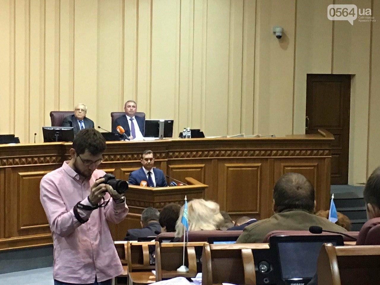 Криворожский городской совет не доверил экс-нардепу Павлову должность заместителя мэра, - ФОТО, фото-14