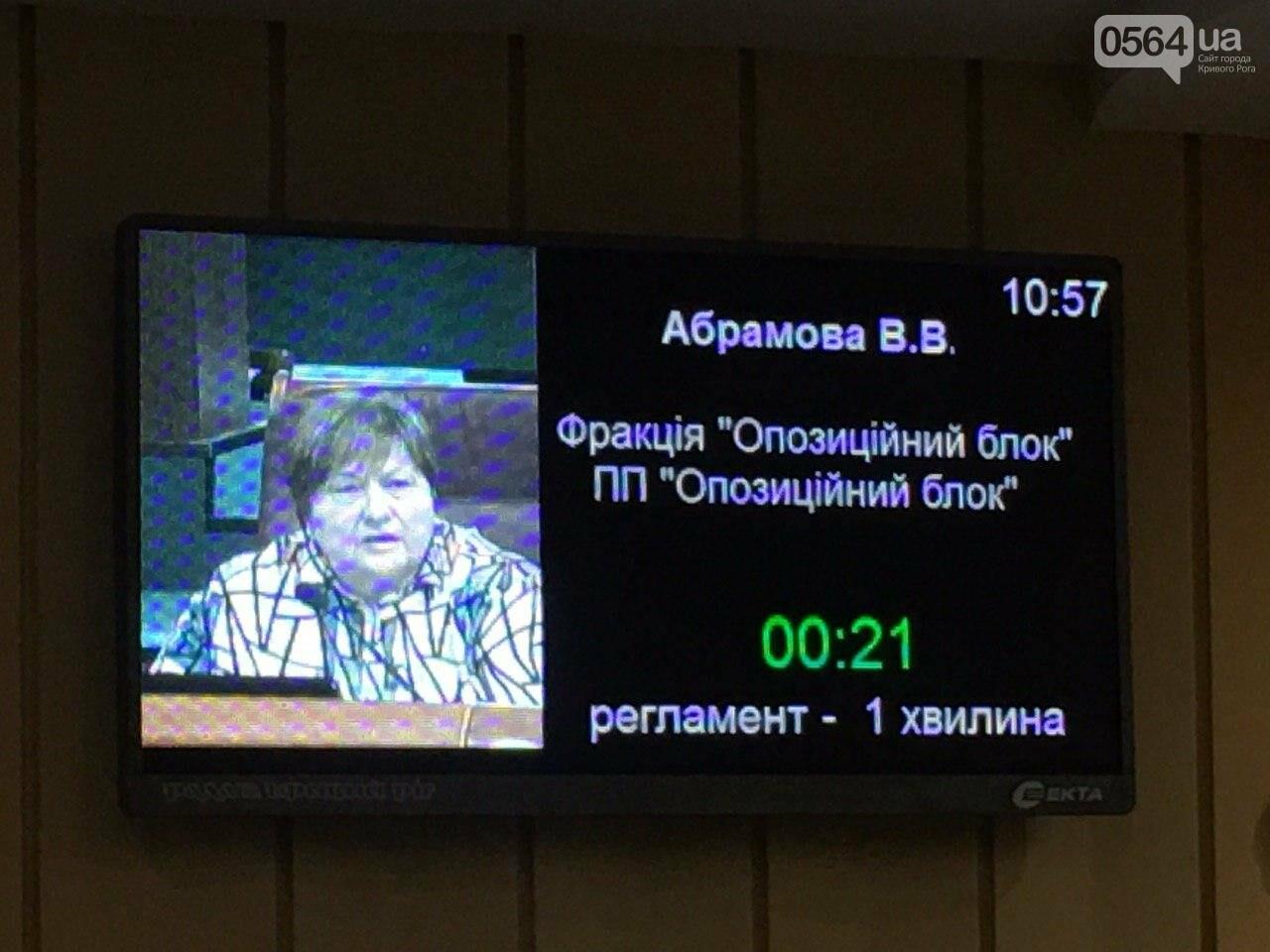 Криворожский городской совет не доверил экс-нардепу Павлову должность заместителя мэра, - ФОТО, фото-21