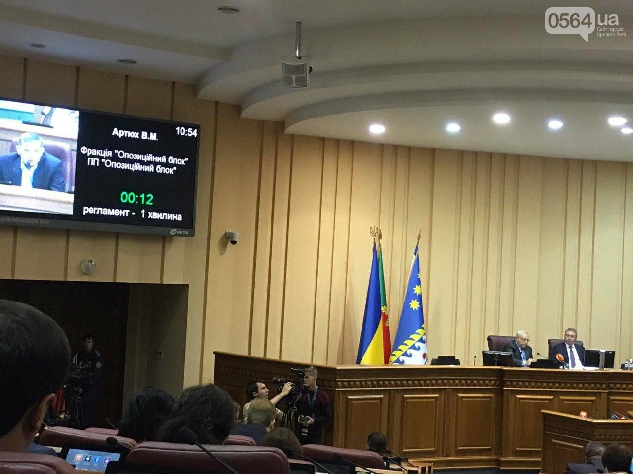 Криворожский городской совет не доверил экс-нардепу Павлову должность заместителя мэра, - ФОТО, фото-22