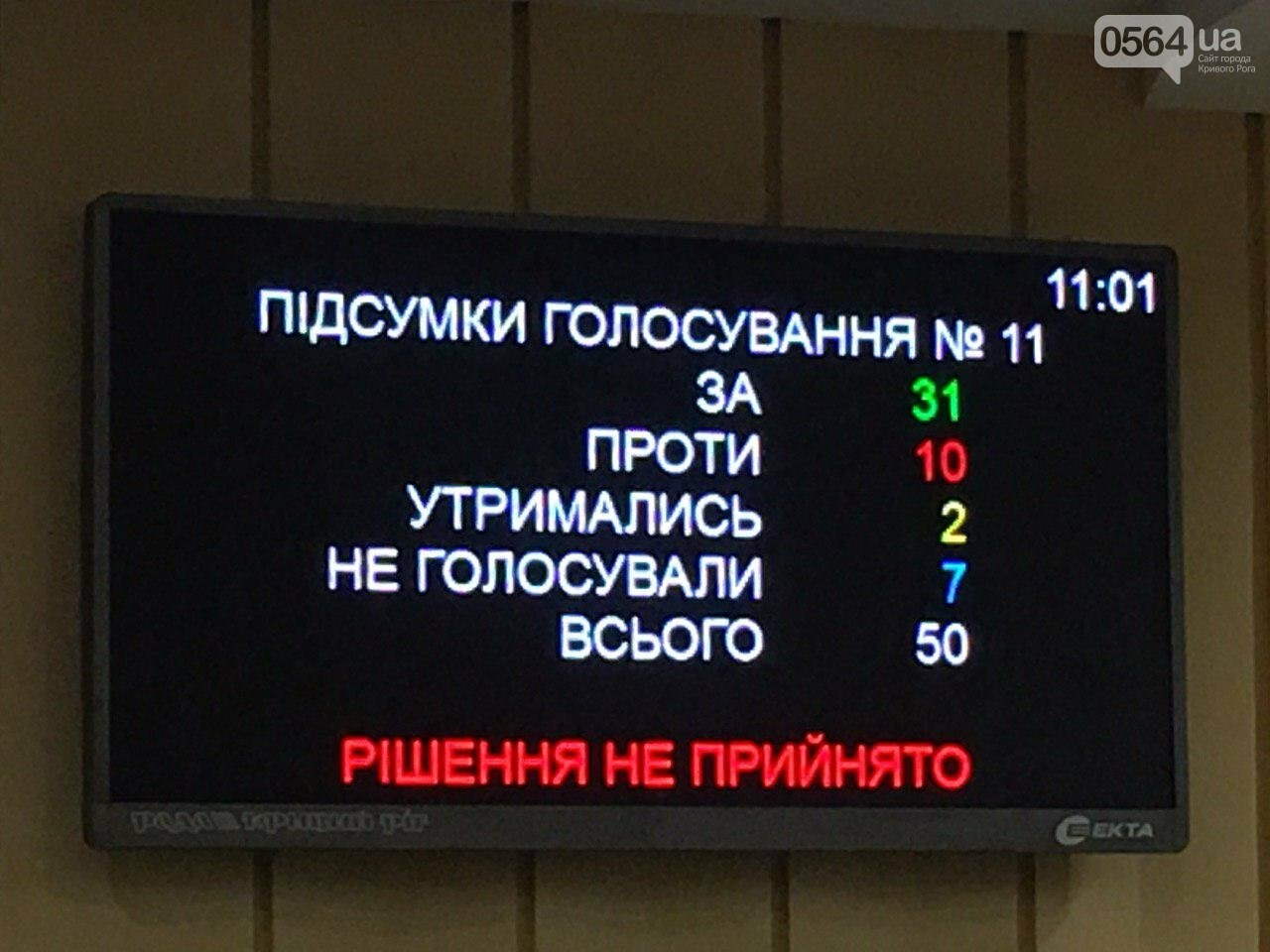 Криворожский городской совет не доверил экс-нардепу Павлову должность заместителя мэра, - ФОТО, фото-25