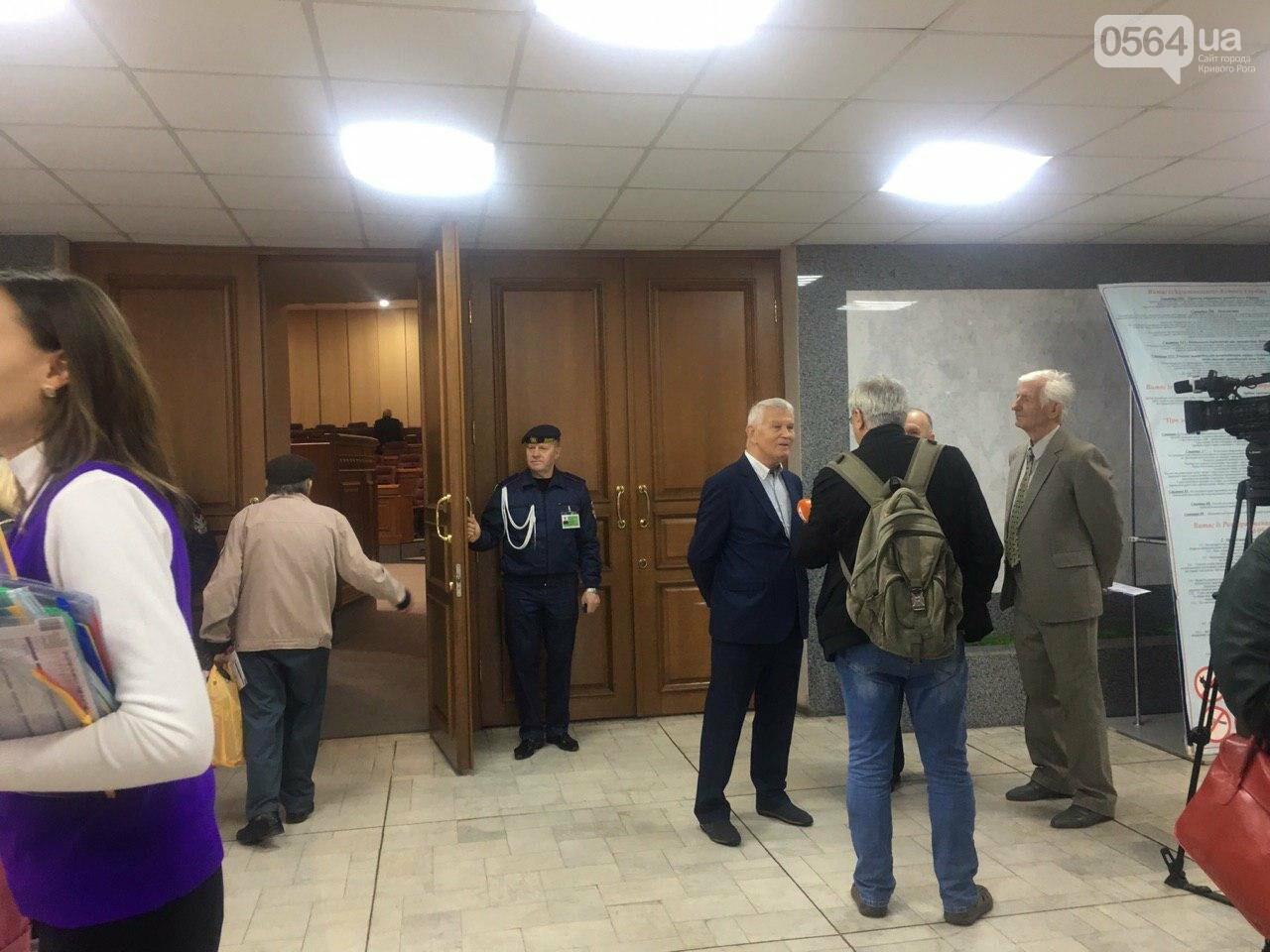 """На торжественном приеме мэр рассказал пожилым людям о развитии среднего бизнеса и """"карте криворожанина"""", - ФОТО, ВИДЕО, фото-39"""