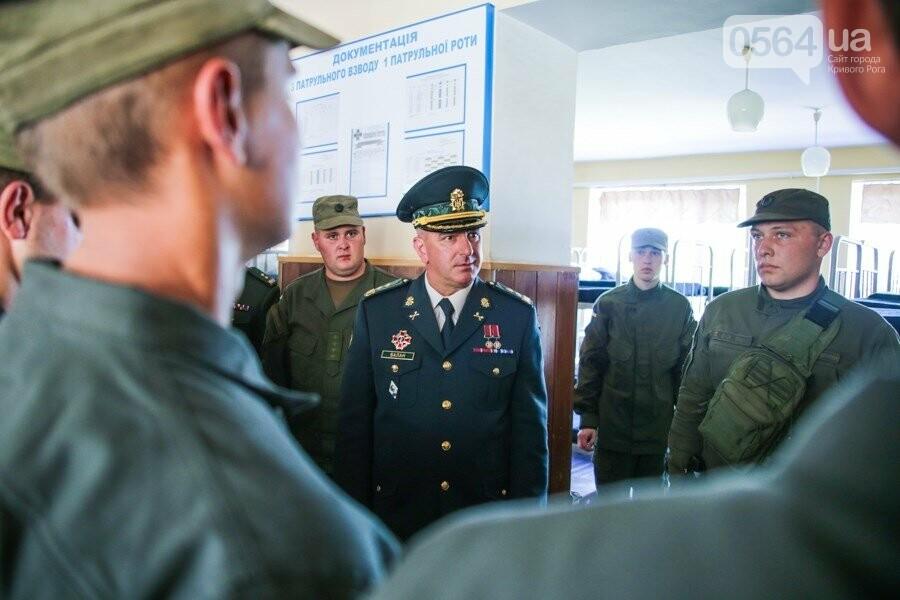 Автопарк криворожской воинской части пополнился тремя автомобилями, - ФОТО , фото-5