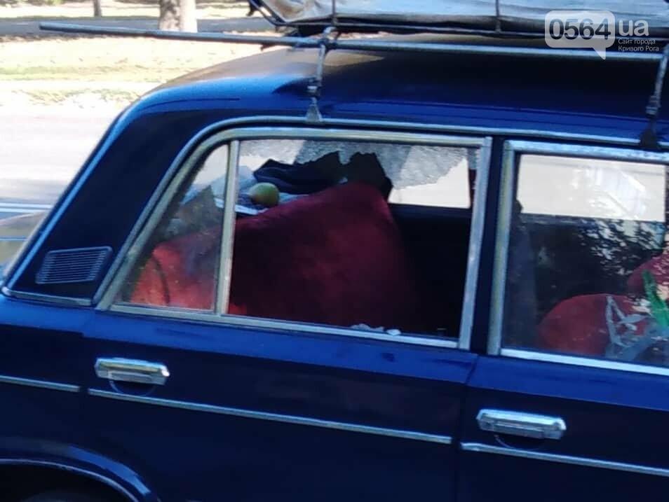 На пешеходном переходе 70-летняя криворожанка сбила 18-летнего парня, - ФОТО , фото-1