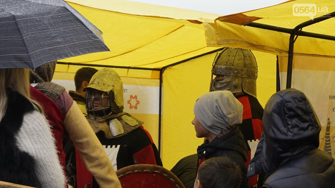 В Кривом Роге рыцари в доспехах, с мечами и топорами приняли участие в Турнире стального города, - ФОТО, ВИДЕО , фото-4