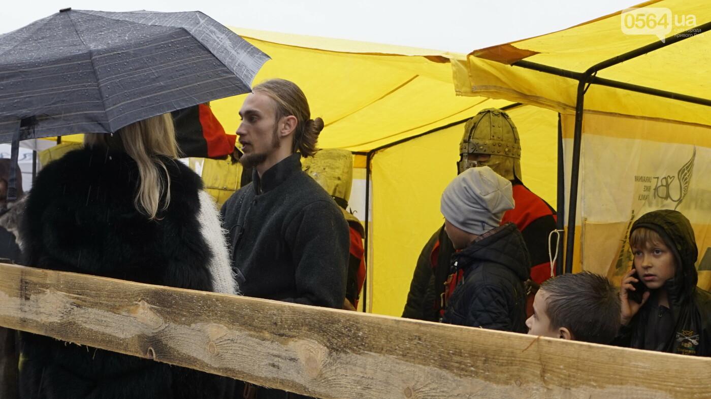 В Кривом Роге рыцари в доспехах, с мечами и топорами приняли участие в Турнире стального города, - ФОТО, ВИДЕО , фото-7