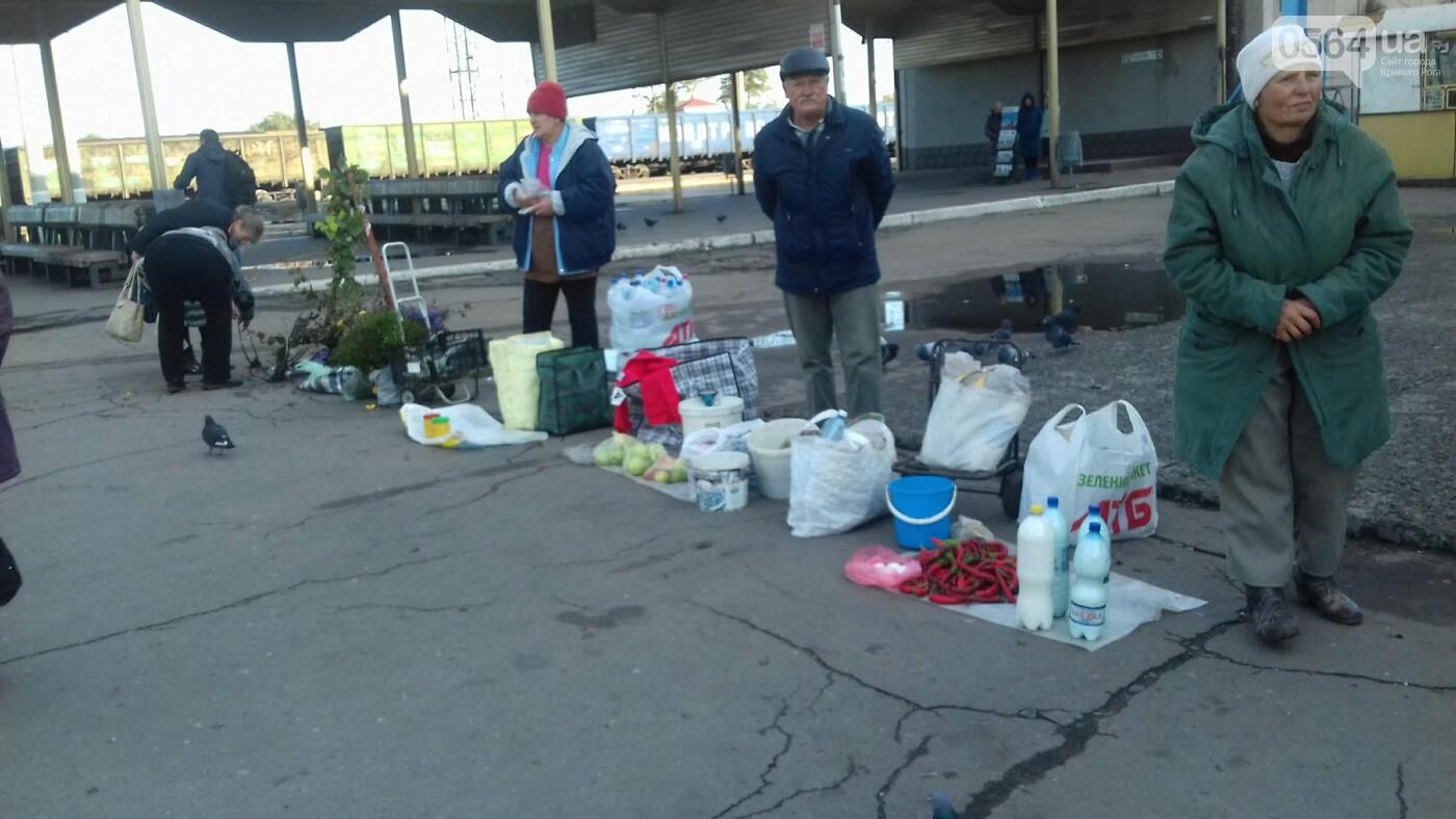 """У криворожских """"стихийщиков"""" продолжают изымать товар и составлять на них админпротоколы, - ФОТО , фото-18"""