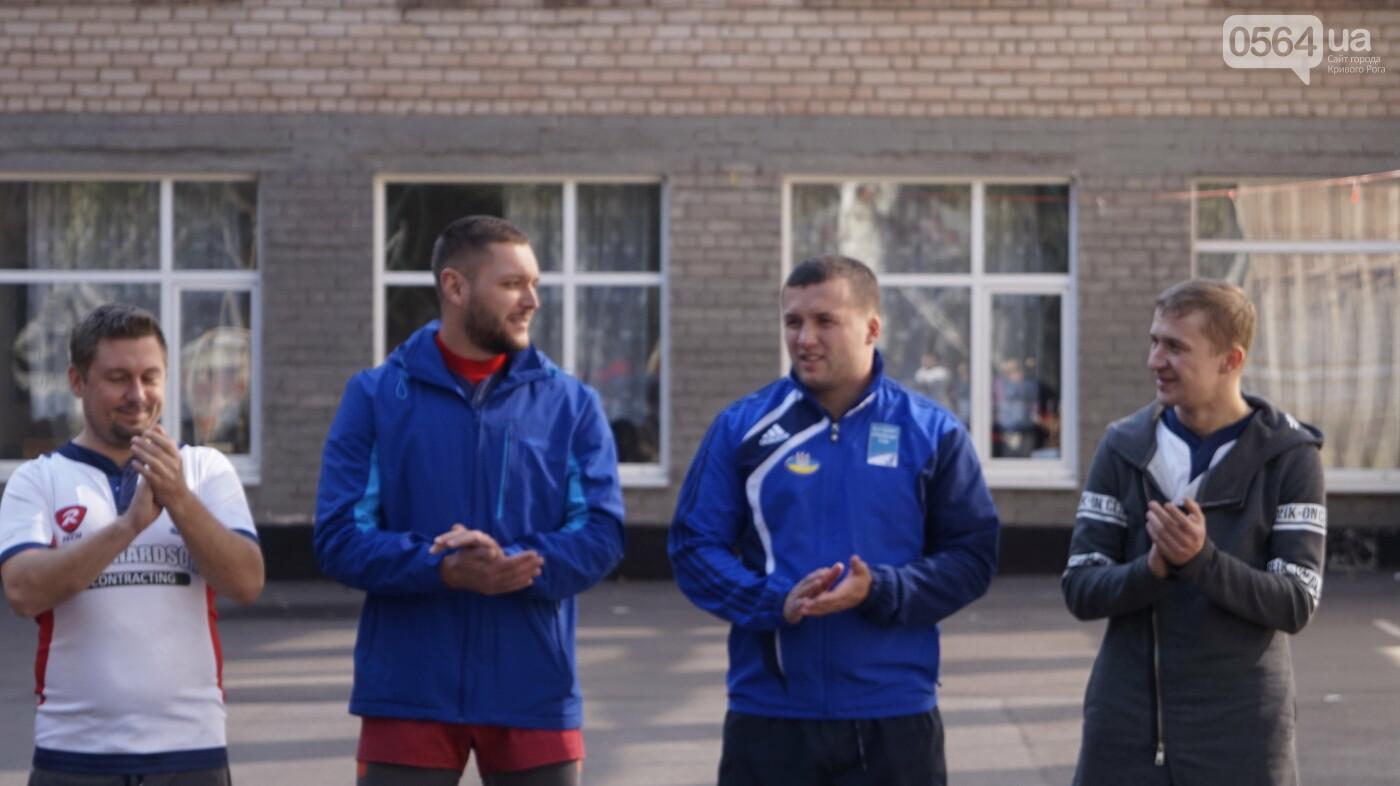Первый матч Кубка Кривбасса сыграли бойцы 40 батальона и 17 бригады, - ФОТО, ВИДЕО , фото-7