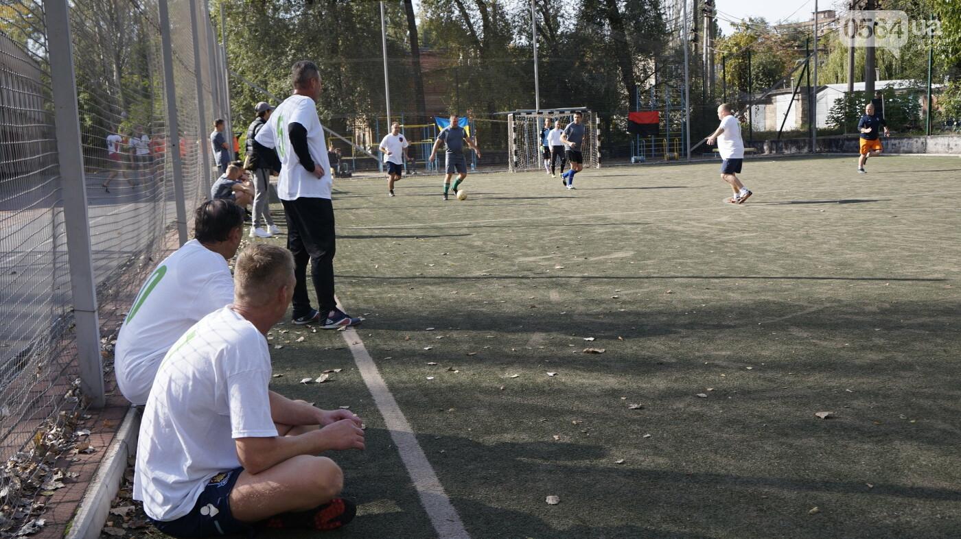 Журналисты стали первыми обладателями Кубка Кривбасса, - ФОТО, ВИДЕО , фото-18
