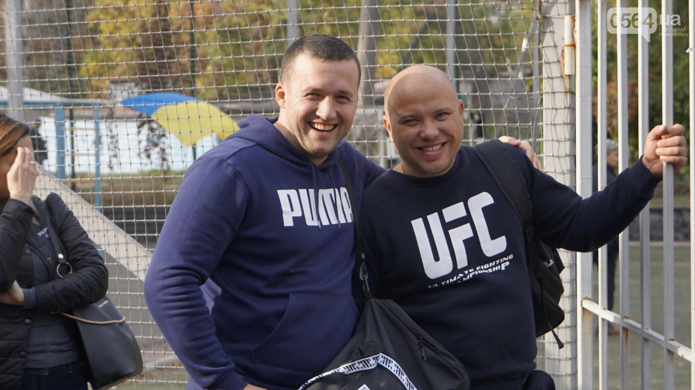 Журналисты стали первыми обладателями Кубка Кривбасса, - ФОТО, ВИДЕО , фото-32