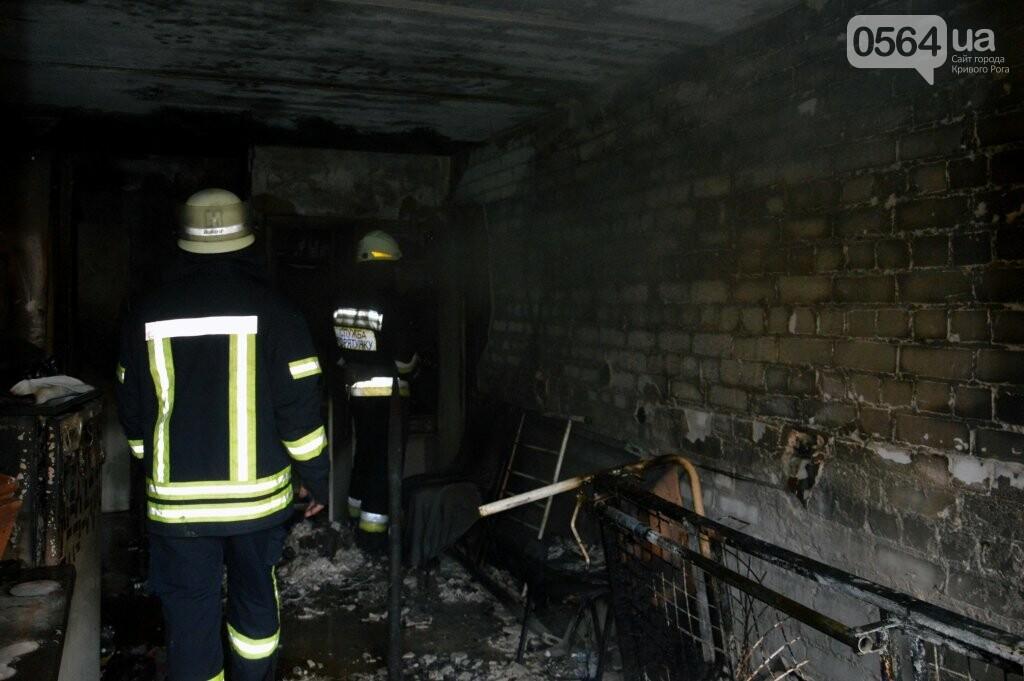 В Днепре 18 спасателей тушили пожар в пансионате, - ФОТО, ВИДЕО  , фото-4