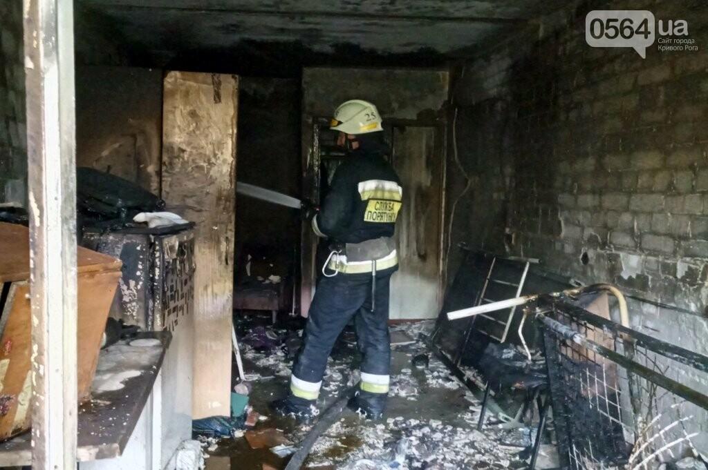 В Днепре 18 спасателей тушили пожар в пансионате, - ФОТО, ВИДЕО  , фото-1