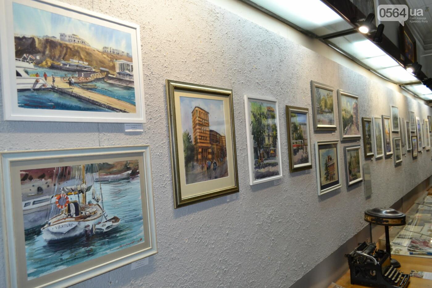 Молодой криворожский художник показал, где искать вдохновение, - ФОТО, ВИДЕО, фото-15