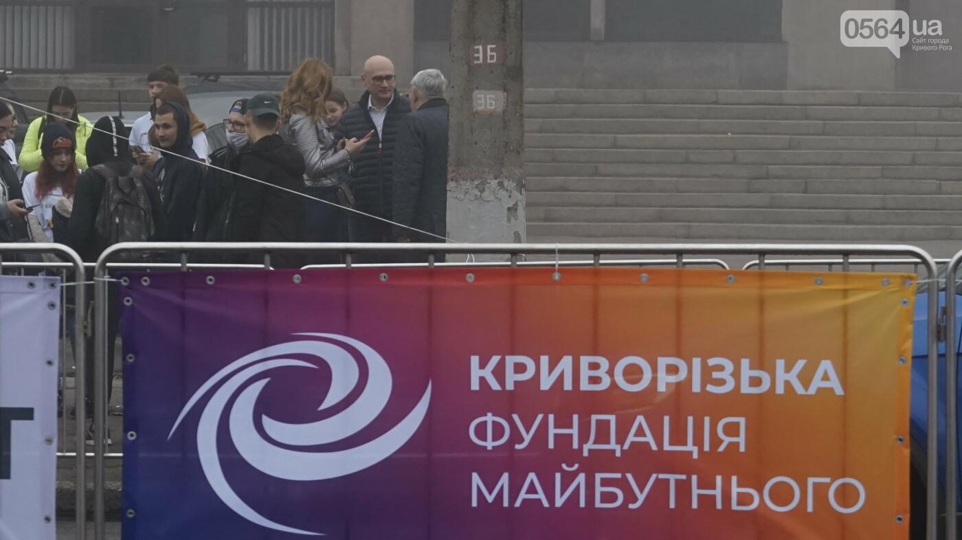 В Кривом Роге День защитника Украины и День украинского козачества начали отмечать с велопробега, - ФОТО, ВИДЕО  , фото-7