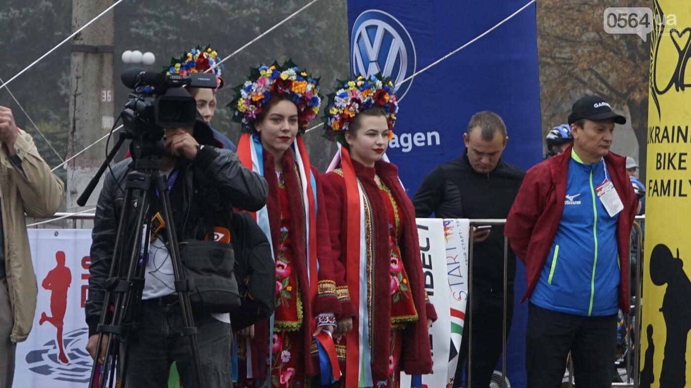 В Кривом Роге День защитника Украины и День украинского козачества начали отмечать с велопробега, - ФОТО, ВИДЕО  , фото-19