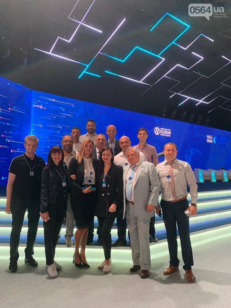 Впервые криворожанин выступил в Дубае с докладом на Конференции по использованию ИИ в спорте, - ФОТО, фото-6