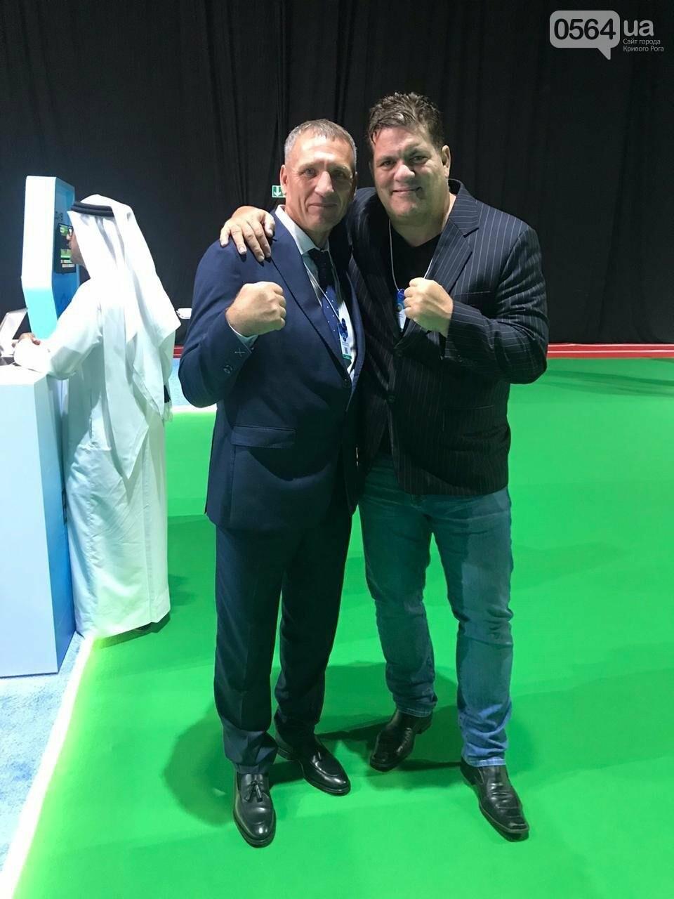 Впервые криворожанин выступил в Дубае с докладом на Конференции по использованию ИИ в спорте, - ФОТО, фото-4