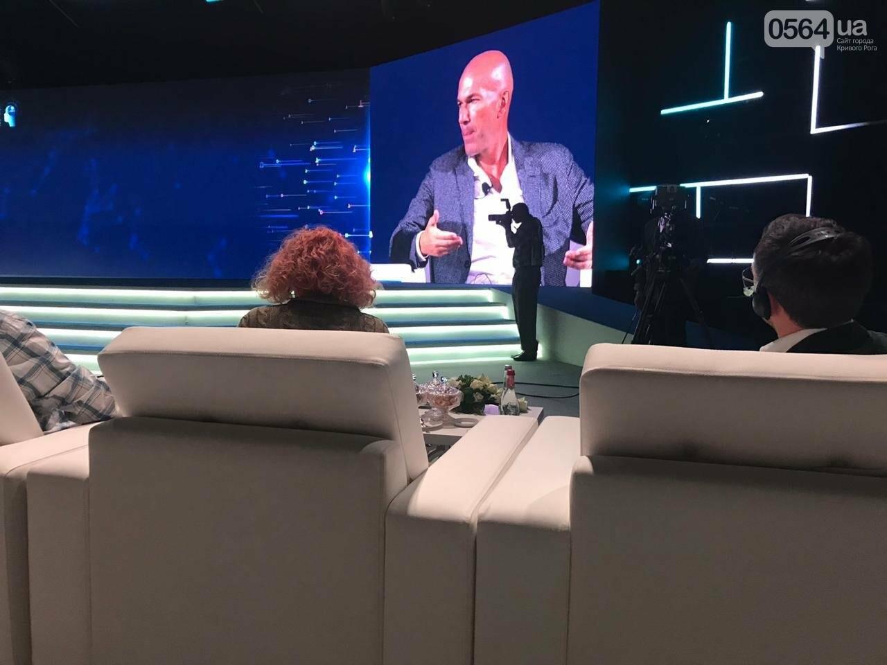 Впервые криворожанин выступил в Дубае с докладом на Конференции по использованию ИИ в спорте, - ФОТО, фото-1