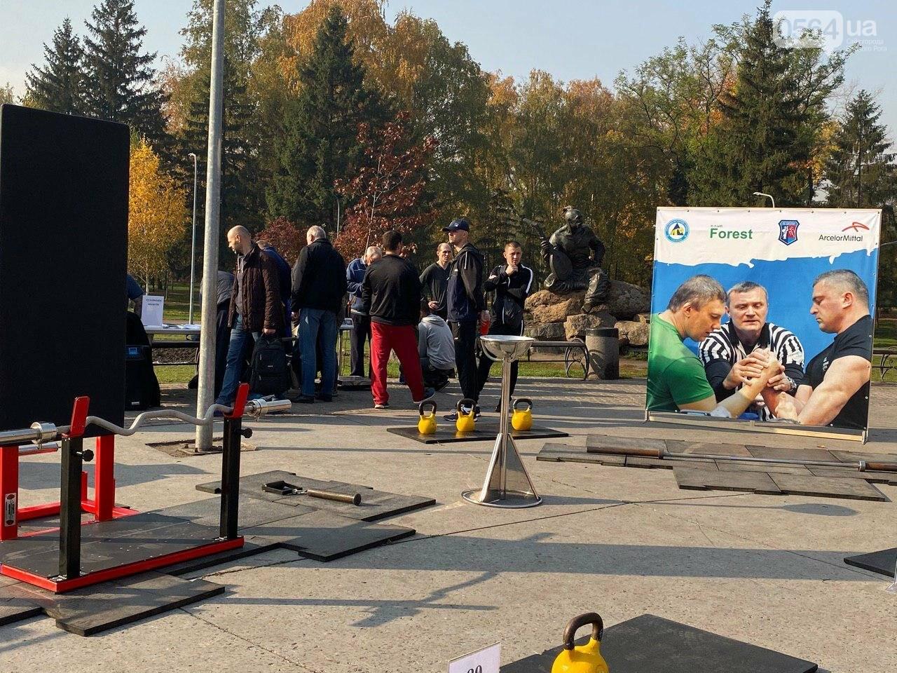 Сильные криворожские мужчины соревновались в поднятии гири, - ФОТО, ВИДЕО , фото-27