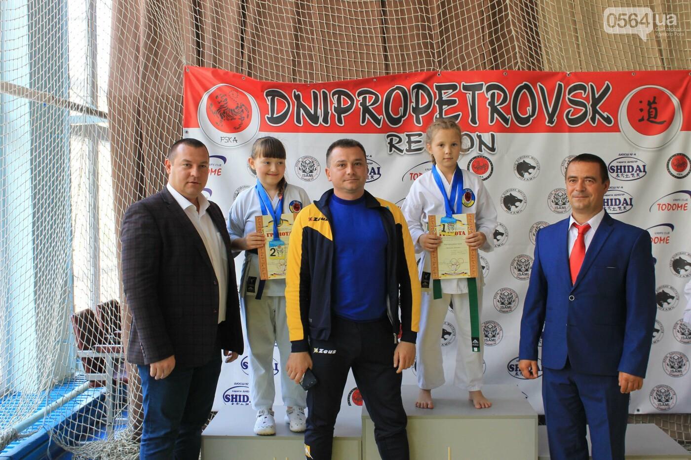 Криворожане завоевали областной Кубок по фунакоши шотокан каратэ, - ФОТО , фото-10