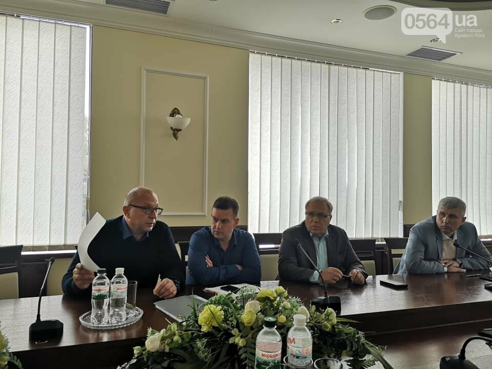 """Действующие нардепы встретились с бывшими для """"развития Кривого Рога"""", - ФОТО , фото-4"""