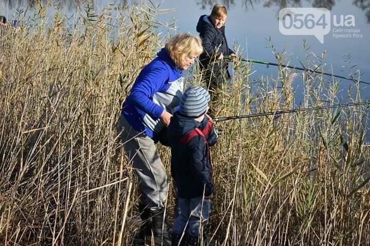 Под Кривым Рогом для юных рыболовов устроили чемпионат, - ФОТО, фото-2