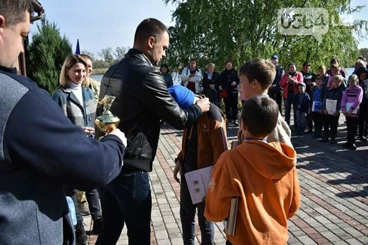 Под Кривым Рогом для юных рыболовов устроили чемпионат, - ФОТО, фото-7