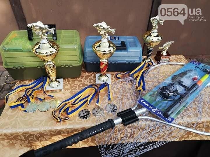 Под Кривым Рогом для юных рыболовов устроили чемпионат, - ФОТО, фото-13