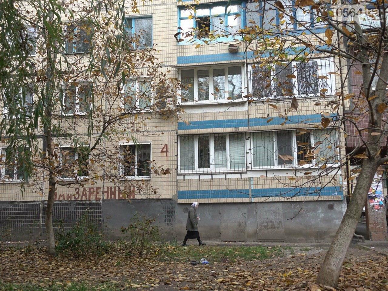 В Кривом Роге из окна 9 этажа выпал мужчина, - ФОТО 18+, фото-8
