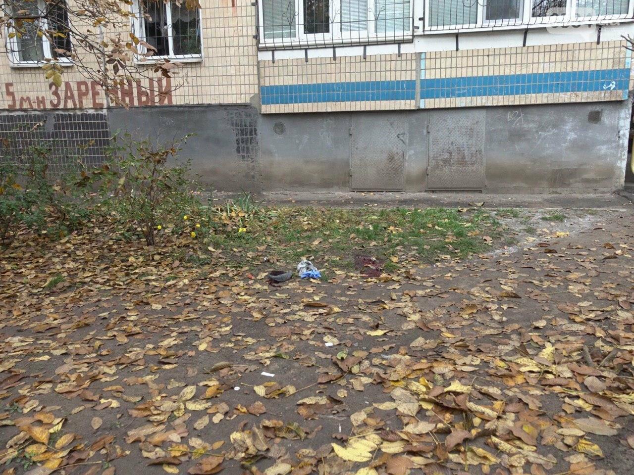 В Кривом Роге из окна 9 этажа выпал мужчина, - ФОТО 18+, фото-9