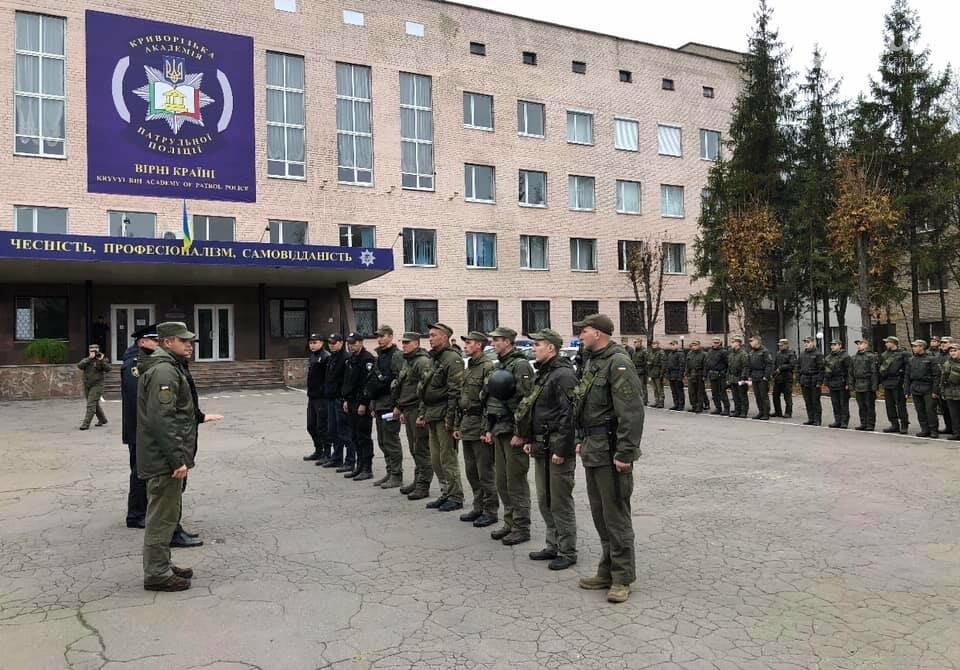 В Кривом Роге Покровский район начали охранять полицейские и военные, - ФОТО , фото-3