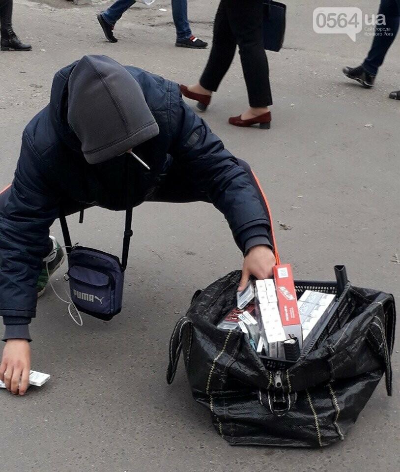 Торгующим кровянкой и салом на улице, рассказали об опасности, которой они подвергают криворожан, - ФОТО , фото-3